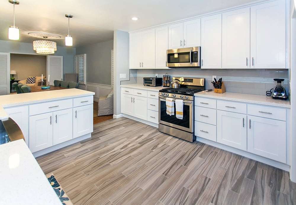 How White Shaker Cabinets Improve Your Home Value Best Online Cabinets