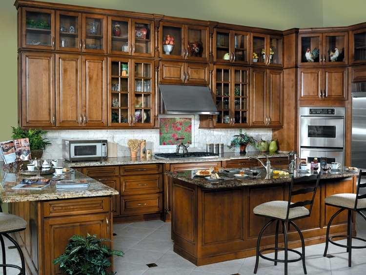 Double Stacked Cabinets You Love Them But Do You Need Them Best Online Cabinets