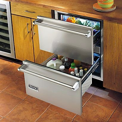 fridge pull out
