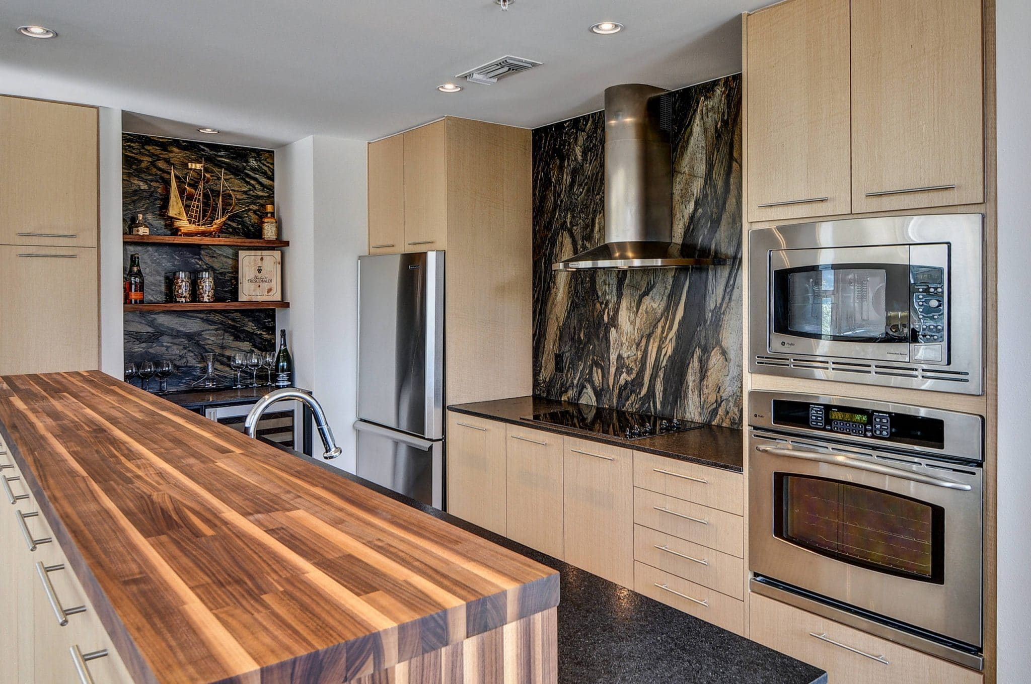 Everything About Slab Cabinet Doors Aka European Style Cabinets