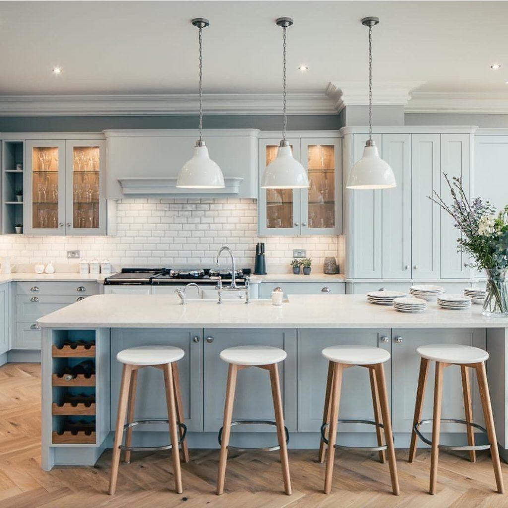 A-powder-blue-kitchen-neutral-kitchen-cabinet-colors