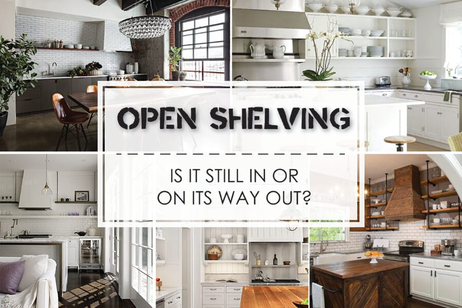 7 Reasons Upper Kitchen Cabinets Beat Open Shelving Best Online Cabinets