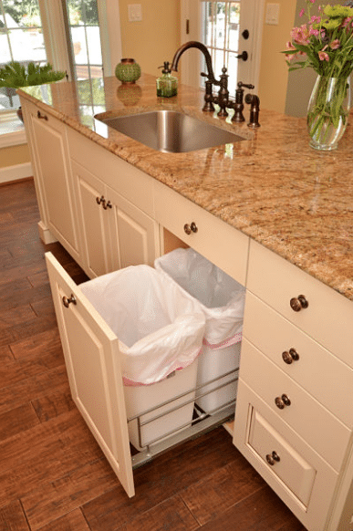waste-basket-pull-out-cabinet