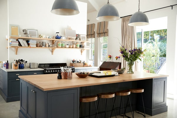 What If You Didn T Have Upper Cabinets In Your Kitchen Best Online Cabinets