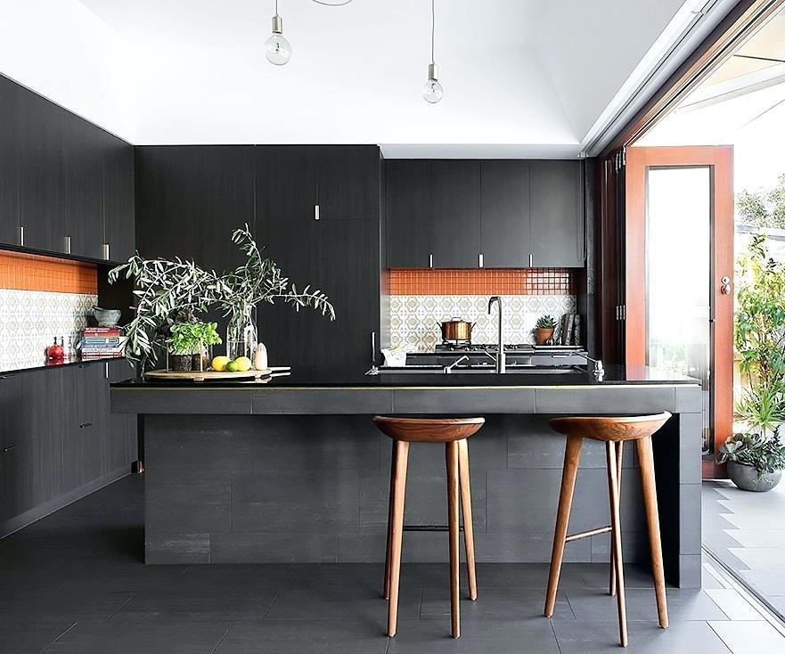 The Rise Of Black Kitchen Cabinets Best Online