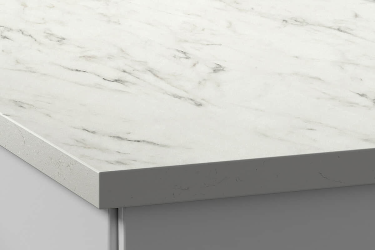 Best Countertops For White Shaker Cabinets Best Online Cabinets