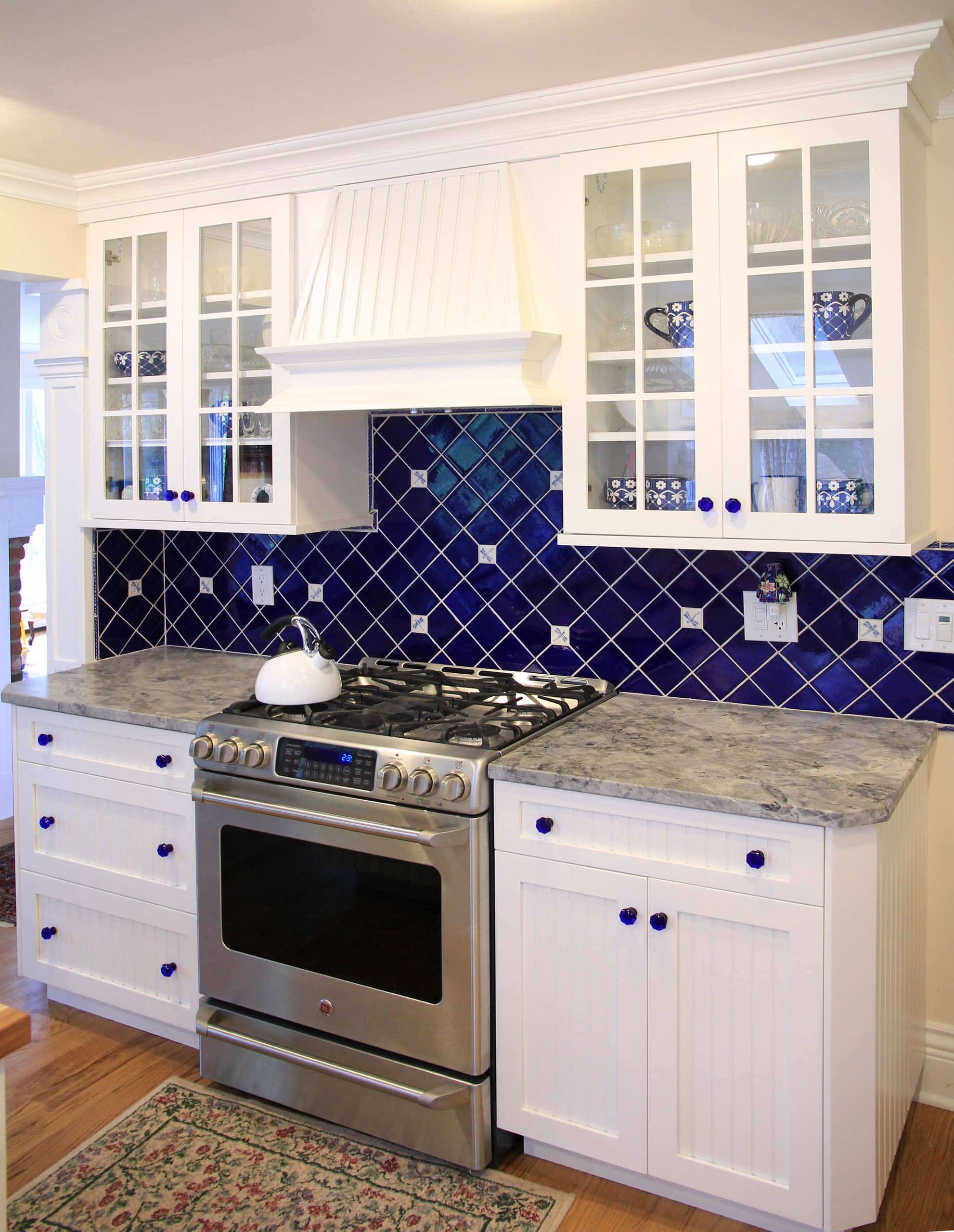 Best Blue And White Kitchen Ideas For 2020 Online Cabinets