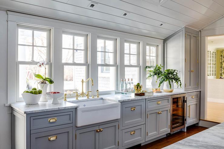 shaker kitchen popular colors