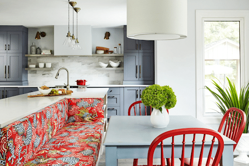 Best Red And Grey Kitchen Ideas For 2020 Online Cabinets