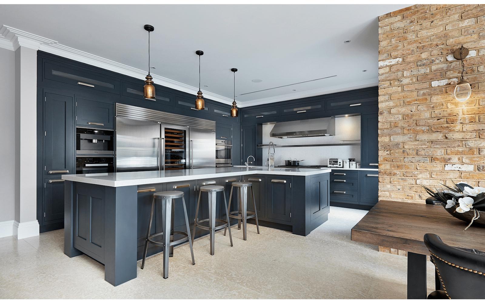 Best Blue Grey Kitchens For 2020 Best Online Cabinets