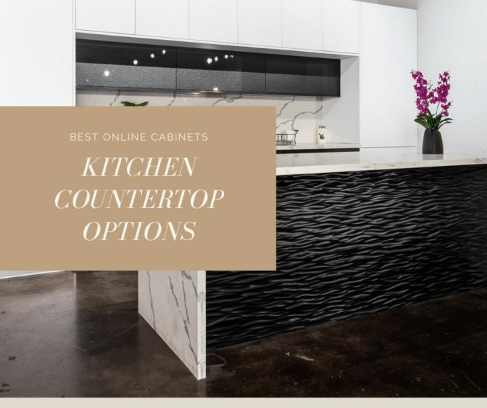 kitchen countertop options