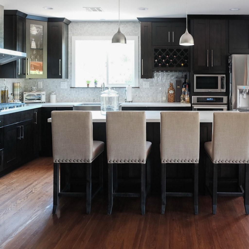 plain shaker kitchen cabinets