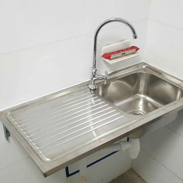 sink size