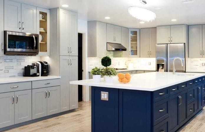 neutral kitchen