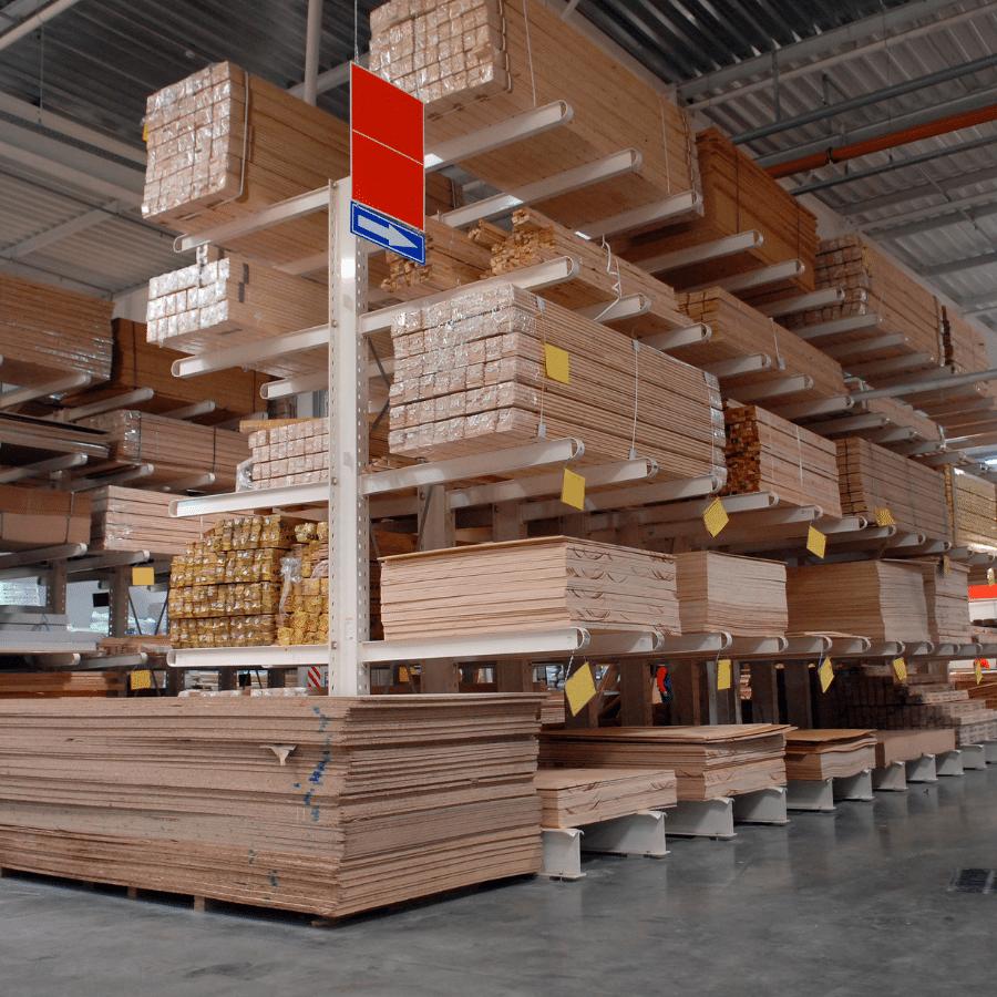 Building Materials - Say No