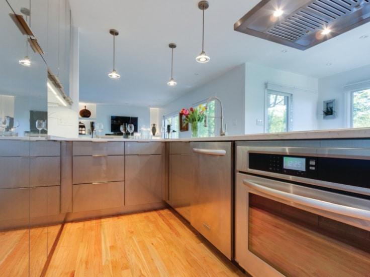 budget-friendly kitchen